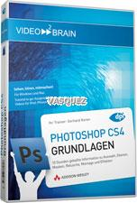 Adobe Photoshop CS4 Grundlagen DVD
