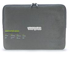"Second Skin Mikrofiber Script 17"" MacBook Pro (grau)"