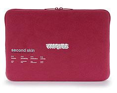 "Second Skin Mikrofiber Script 15,4"" MacBook Pro (rot)"