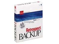 Retrospect Server 6 engl. Mac