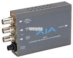 4-Channel Bi-directional Audio A/D and D/A Converter acept a wordclock
